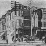 H.H.ホームズのthe World's Fair Hotelの外観写真