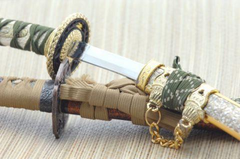 日本刀の写真